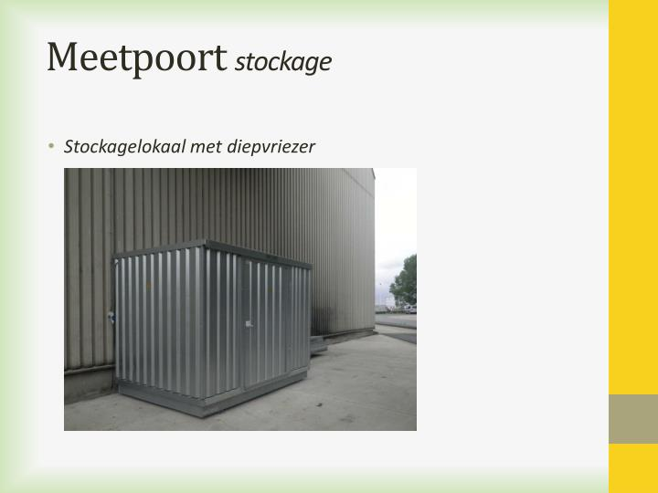 Meetpoort
