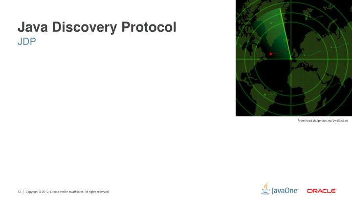Java Discovery Protocol