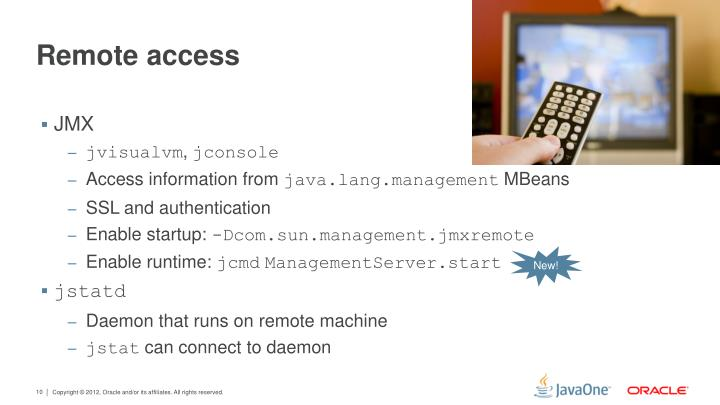 Remote access