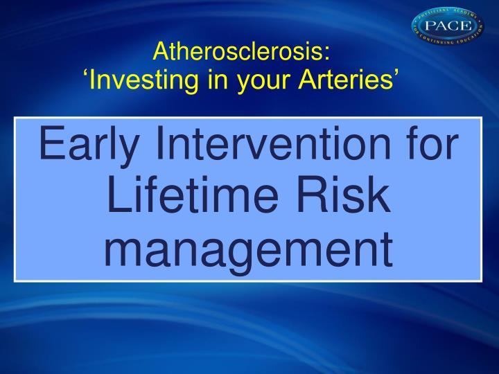 Atherosclerosis: