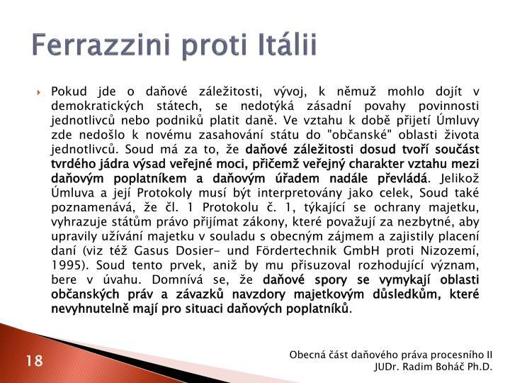 Ferrazzini