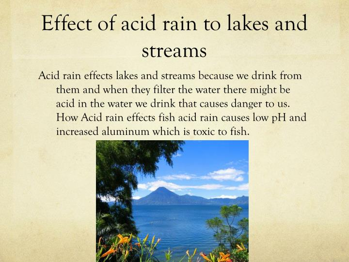 ppt acid rain powerpoint presentation id3172956