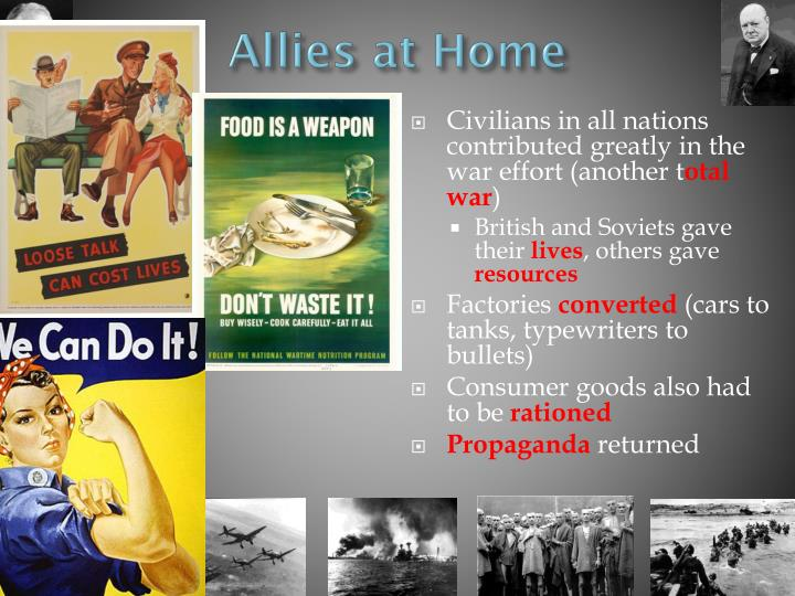 Allies at Home