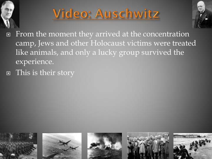 Video: Auschwitz