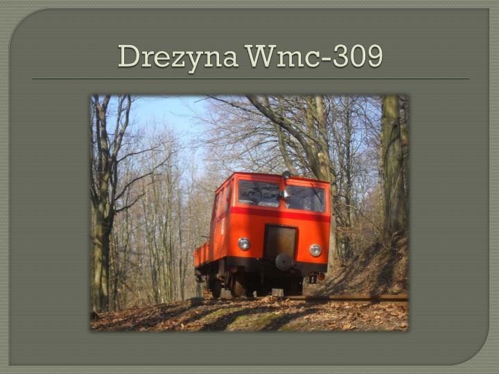 Drezyna Wmc-309