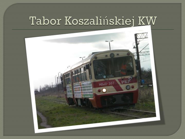 Tabor Koszalińskiej KW