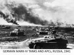 german mark iv tanks and apcs russia 1941