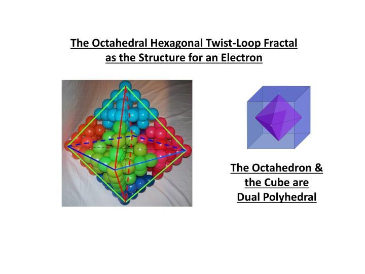 The Octahedral Hexagonal Twist-Loop Fractal