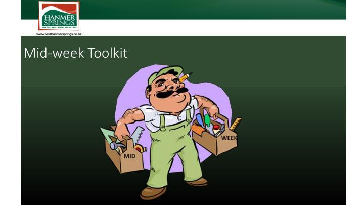 Mid-week Toolkit