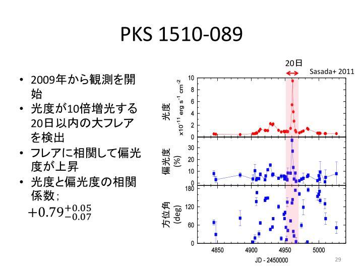 PKS 1510-089