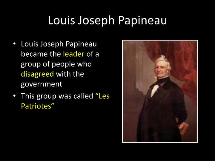 Louis Joseph