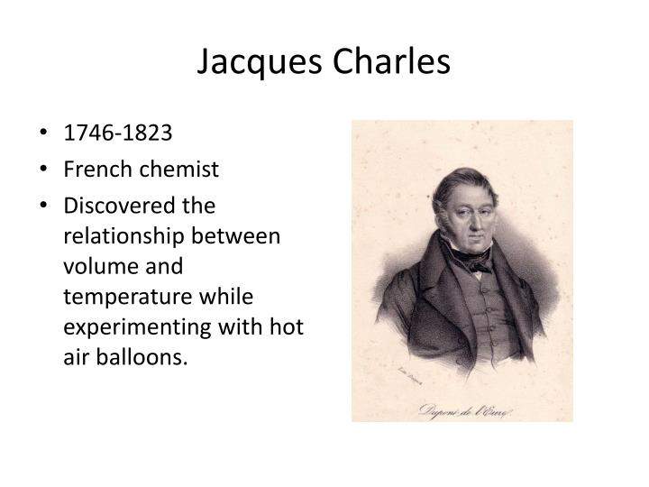 Jacques charles