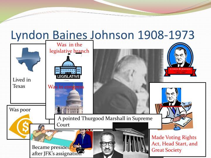 Lyndon Baines