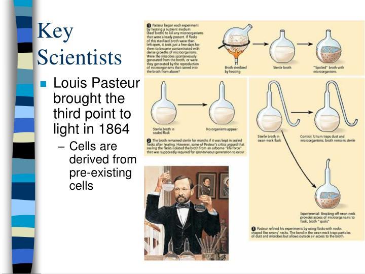 Key Scientists
