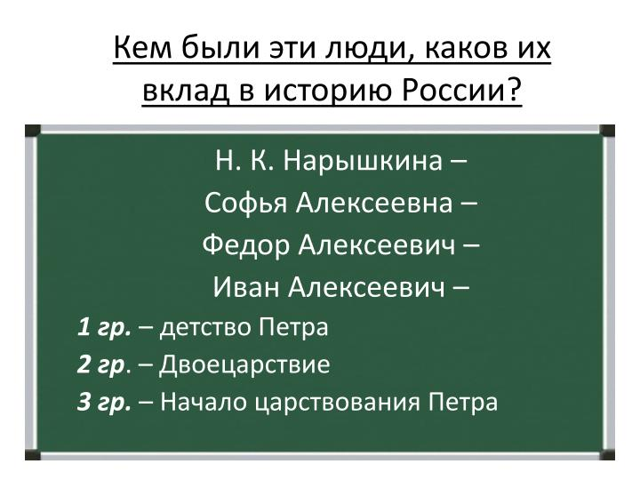 Н. К. Нарышкина –
