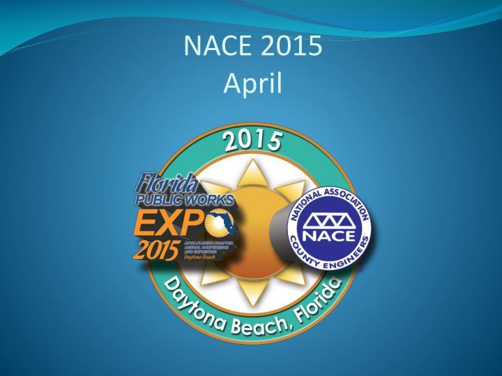 NACE 2015