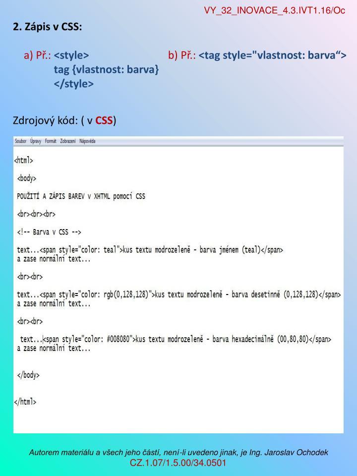 VY_32_INOVACE_4.3.IVT1.16/