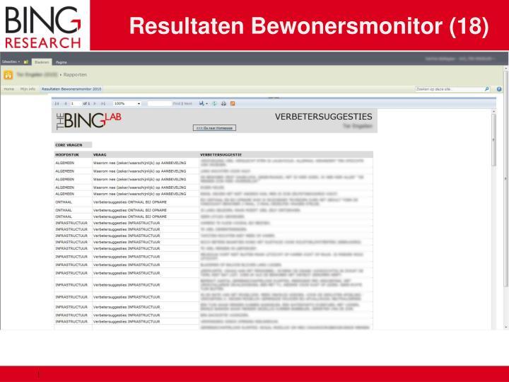 Resultaten Bewonersmonitor (18)