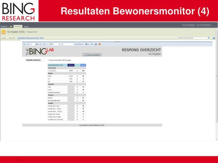 Resultaten Bewonersmonitor (4)