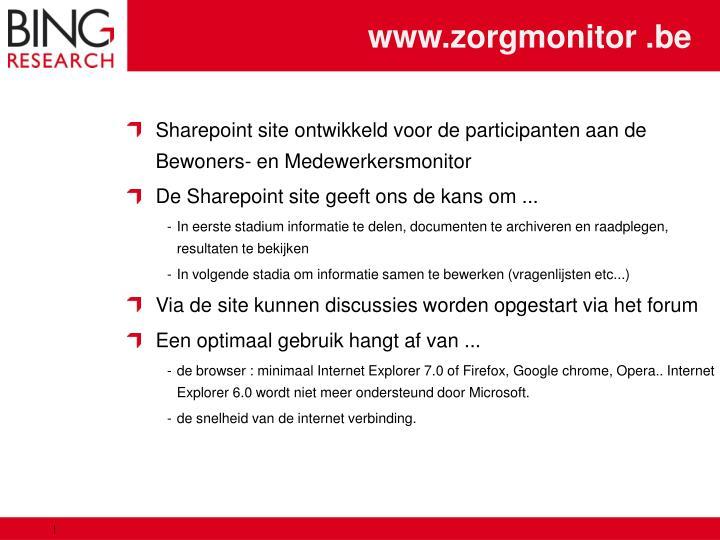 www.zorgmonitor