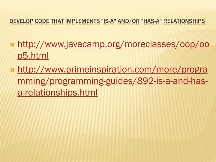 http://www.javacamp.org/moreclasses/oop/oop5.html