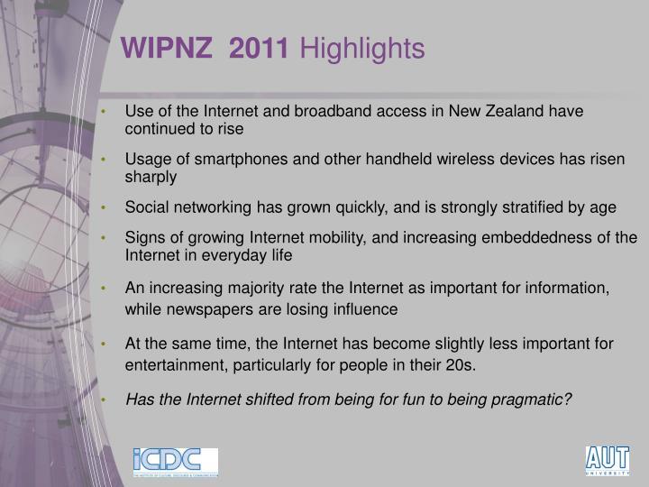 WIPNZ  2011