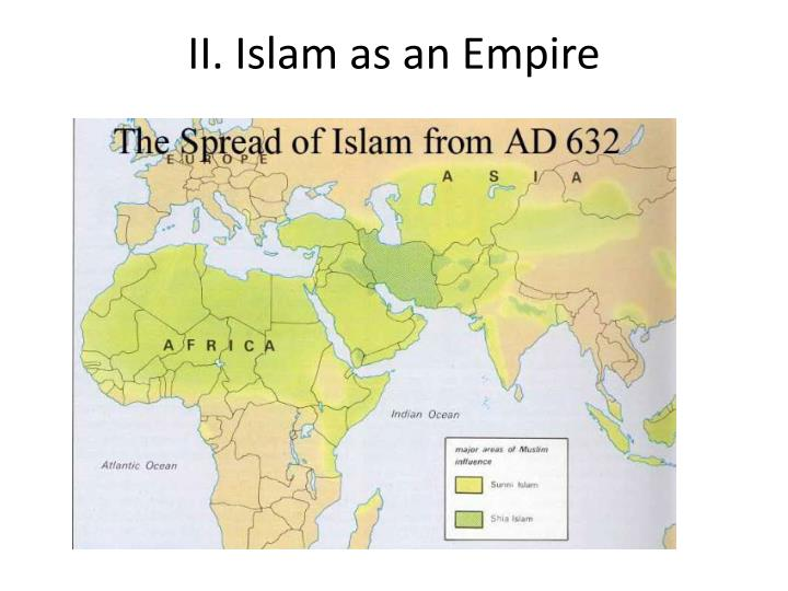 II. Islam as an Empire