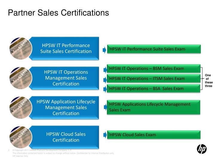 Partner Sales