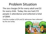 problem situation