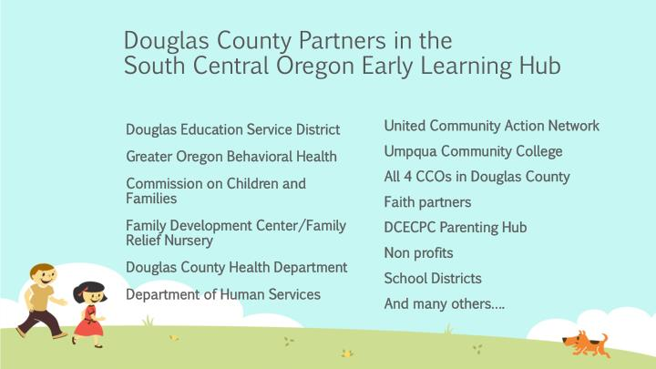 Douglas County Partners in the