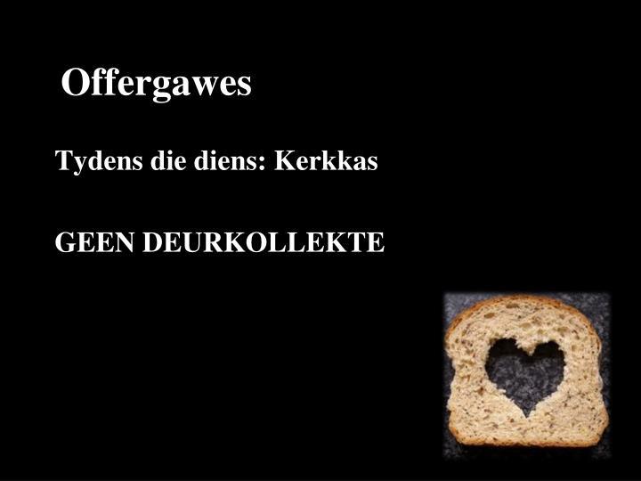 Offergawes