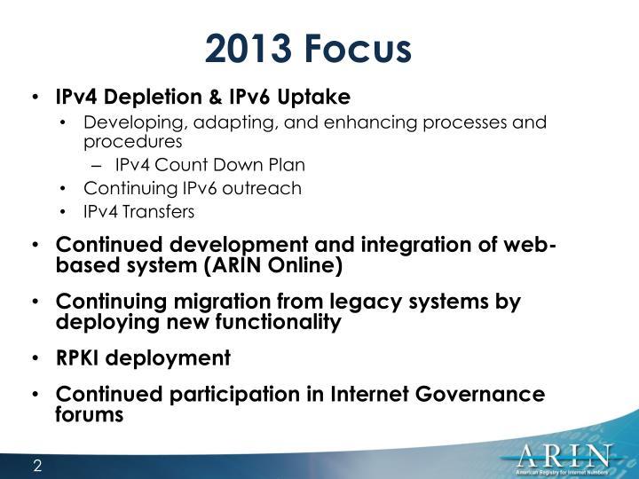 2013 Focus