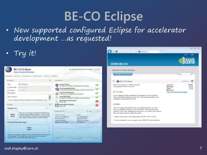 BE-CO Eclipse