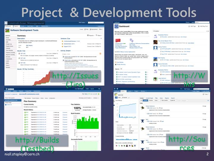 Project development tools