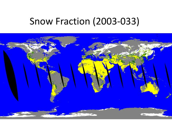 Snow fraction 2003 033