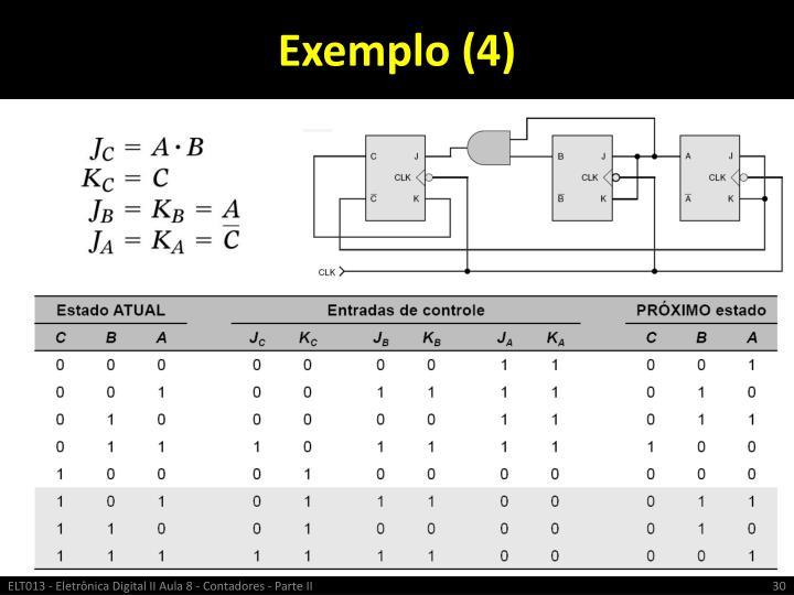 Exemplo (4)
