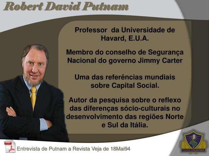 Robert David Putnam