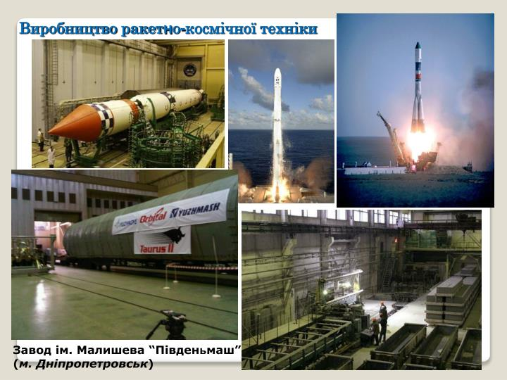 Виробництво ракет