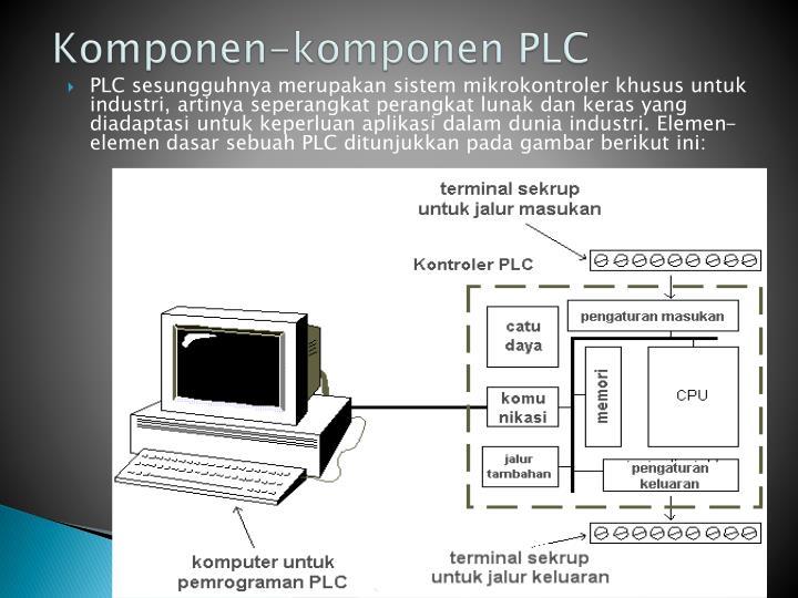 Komponen-komponen