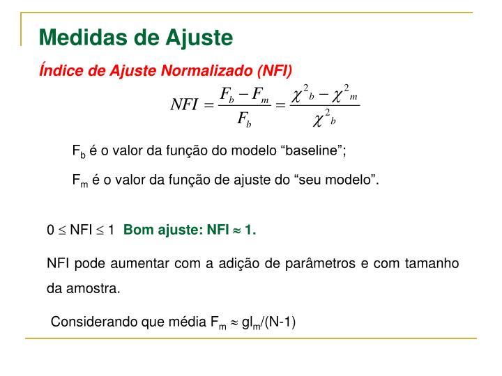 Índice de Ajuste Normalizado (NFI)