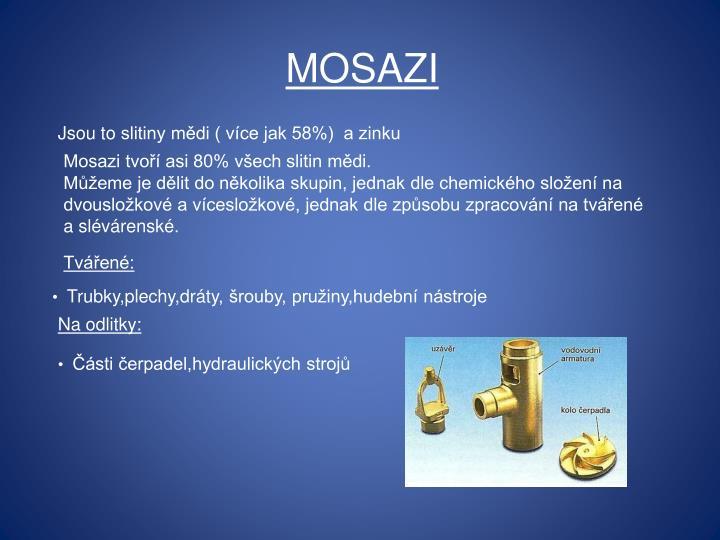 MOSAZI