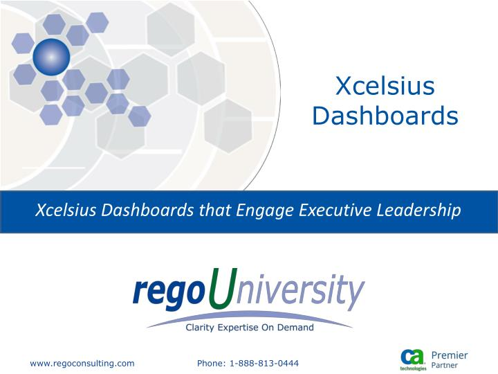 xcelsius dashboards