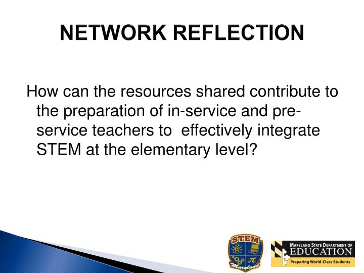 NETWORK REFLECTION