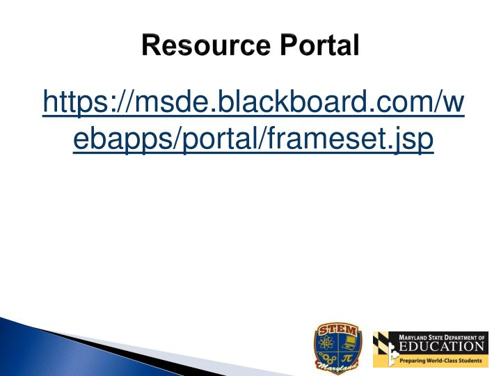 Resource Portal