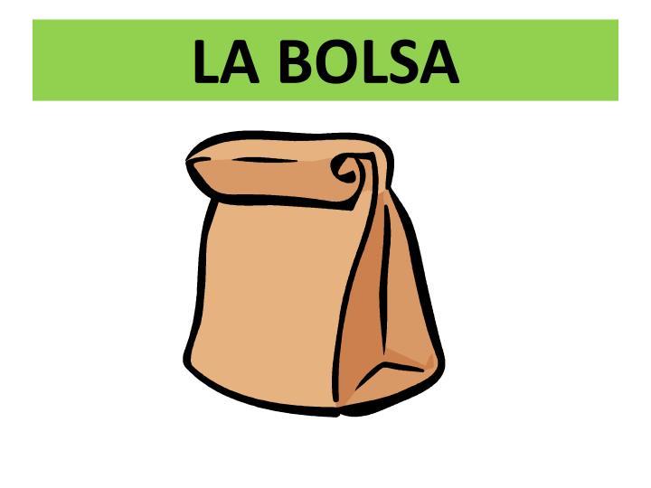 LA BOLSA