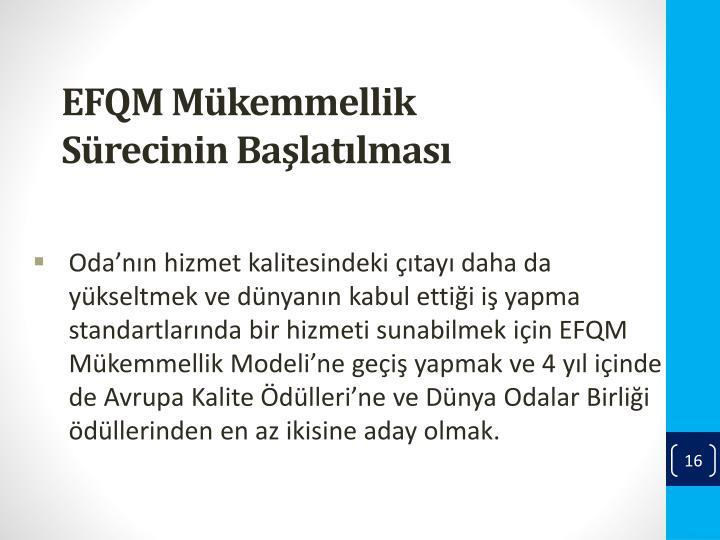EFQM Mükemmellik