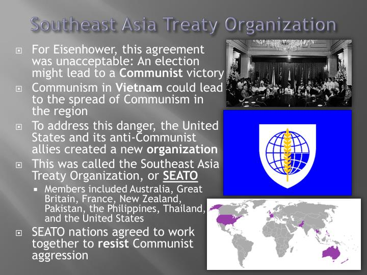 Southeast Asia Treaty Organization