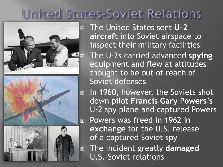 United States-Soviet Relations