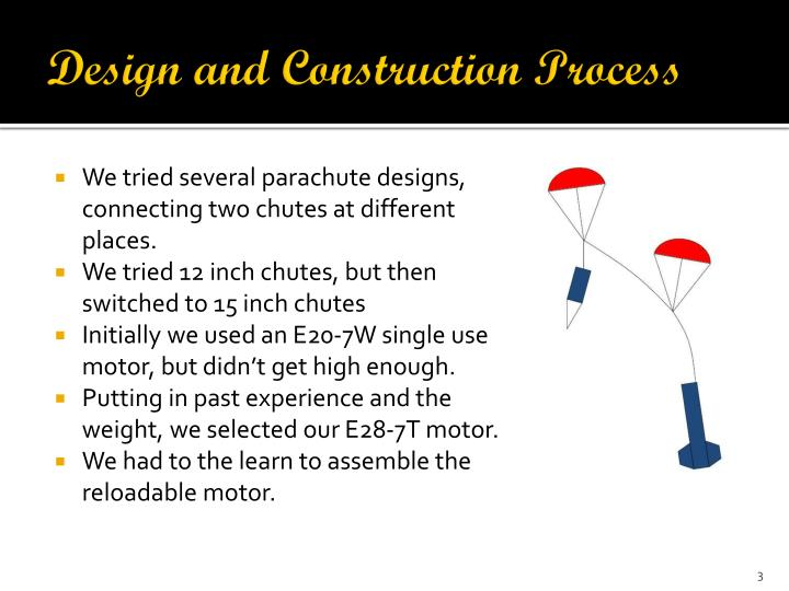 Design and construction process1