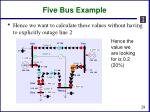 five bus example4